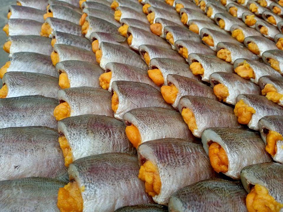 แหล่งขายส่งปลาสลิด